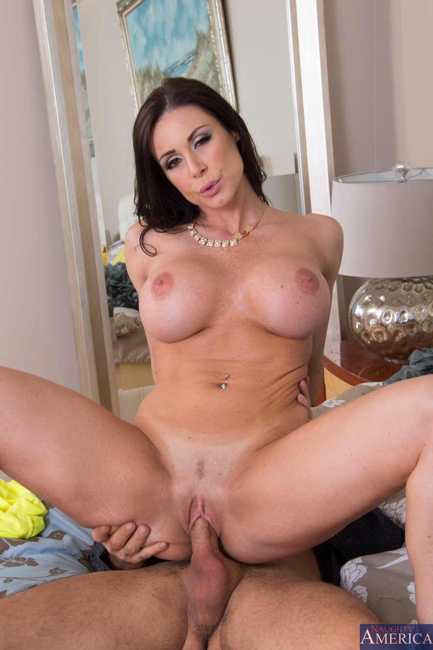 Kendra Lust Gets Fucked And Worshiped