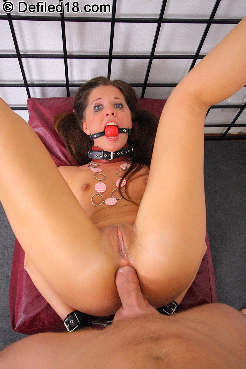 Chained Fucked